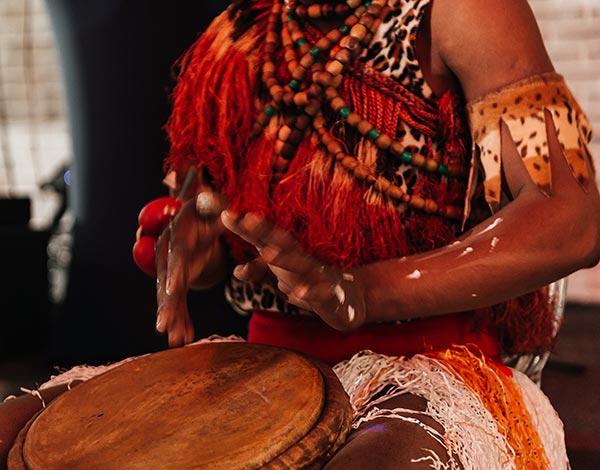 Этническая программа шоу-группы Килиманджаро
